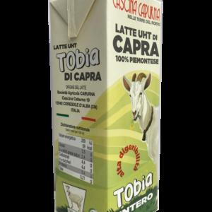 Latte di Capra UHT Tobia - Cascina Caburna